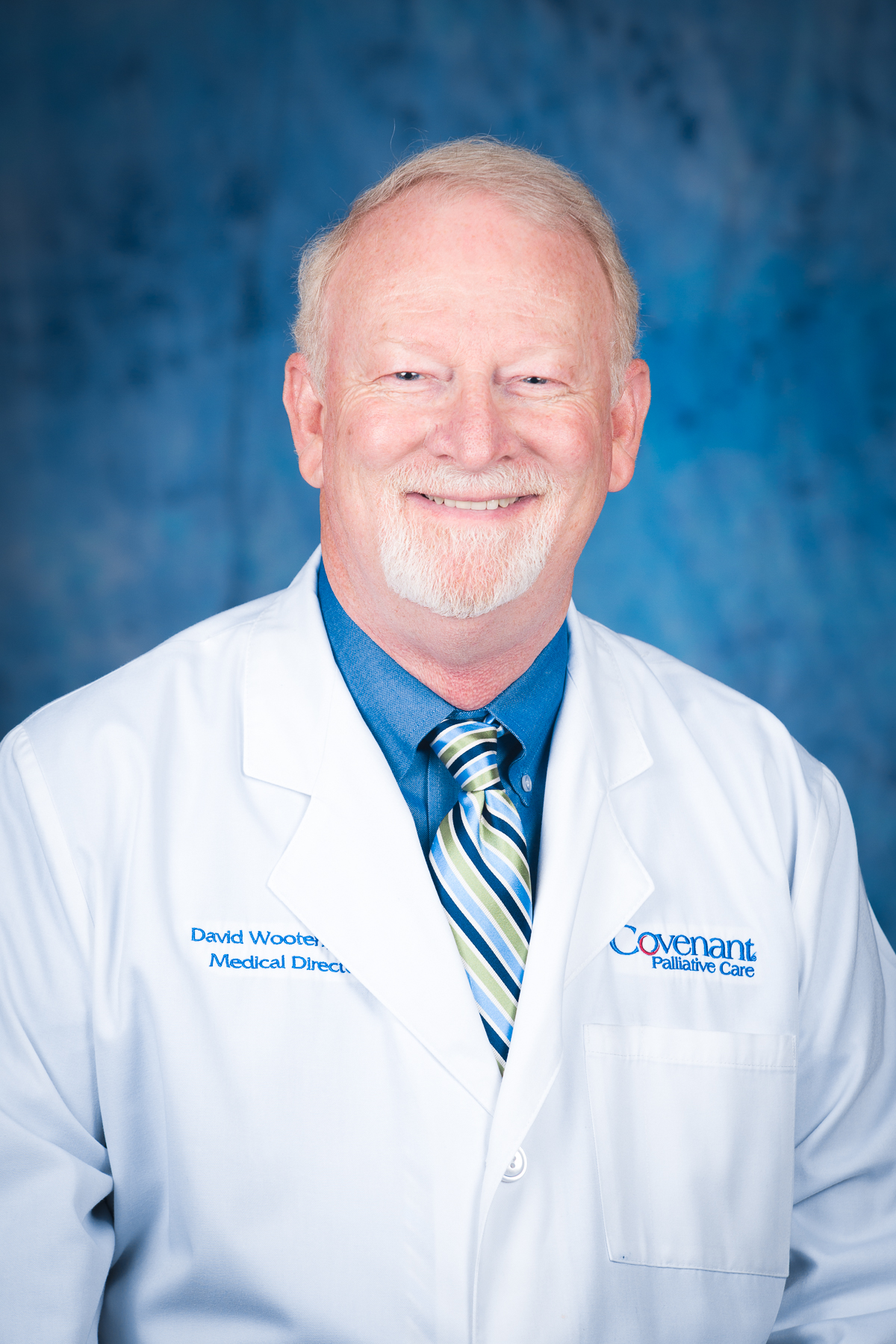 B. David Wooten, MD of Covenant HomeCare and Hospice